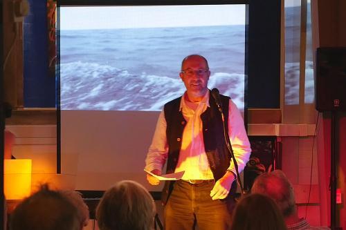 Mike Ludgrove's sea tales