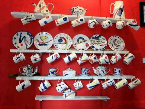 New Pottery 2013